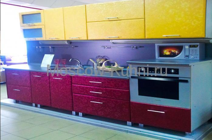 """Кухня на заказ """"MF-231"""""""