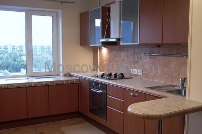 """Кухня на заказ """"MF-257"""""""