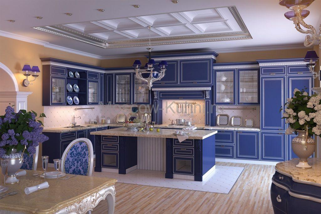 Кухня Роберта