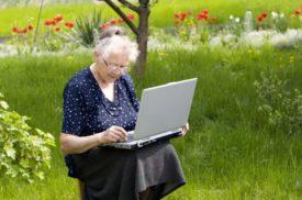 Пенсионерам скидка — 5%